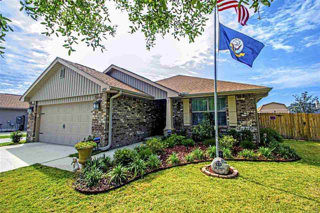 4021 Berry Cir, Pace, FL 32571 (MLS #570375) :: Connell & Company Realty, Inc.