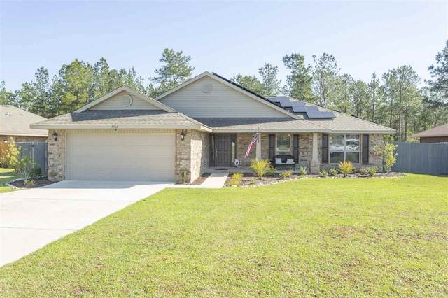 5984 Whisper Creek Blvd, Milton, FL 32570 (MLS #570404) :: The Kathy Justice Team - Better Homes and Gardens Real Estate Main Street Properties