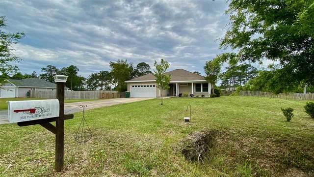 2531 Turkey Creek Dr, Navarre, FL 32566 (MLS #570409) :: The Kathy Justice Team - Better Homes and Gardens Real Estate Main Street Properties