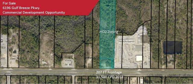 6196 Gulf Breeze Pkwy, Gulf Breeze, FL 32563 (MLS #570437) :: Levin Rinke Realty