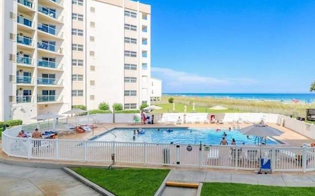 1600 Via Deluna Dr 107-E, Pensacola Beach, FL 32561 (MLS #570448) :: Connell & Company Realty, Inc.