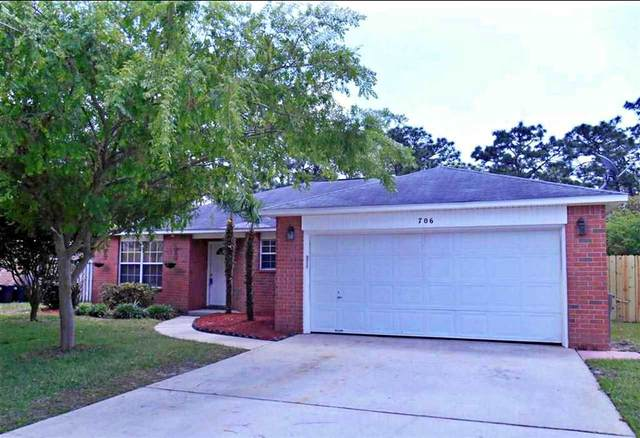 706 Marlinspike Dr, Pensacola, FL 32507 (MLS #570456) :: Connell & Company Realty, Inc.