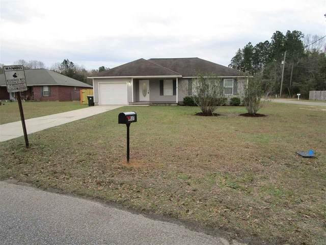 8537 John Hamm Rd, Milton, FL 32583 (MLS #570491) :: Connell & Company Realty, Inc.