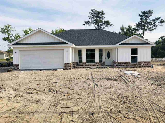 5861 Capitol Dr, Gulf Breeze, FL 32563 (MLS #570506) :: Connell & Company Realty, Inc.