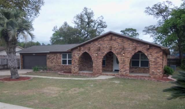 6912 Falcon Ln, Pensacola, FL 32526 (MLS #570511) :: Connell & Company Realty, Inc.