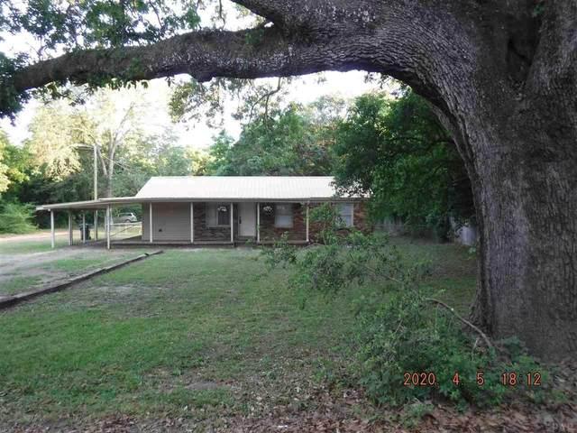 2201 Bush St, Pensacola, FL 32534 (MLS #570522) :: Tonya Zimmern Team powered by Keller Williams Realty Gulf Coast