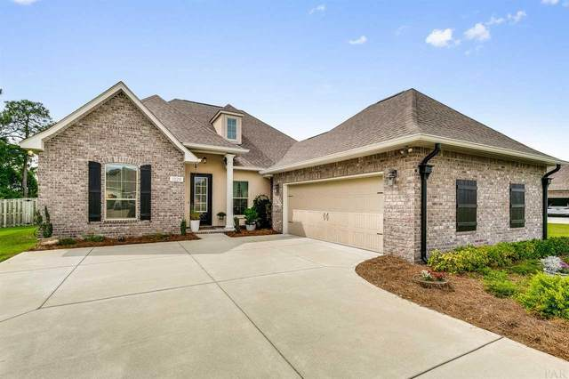 1329 Sabal Palm Dr, Gulf Breeze, FL 32563 (MLS #570535) :: Connell & Company Realty, Inc.