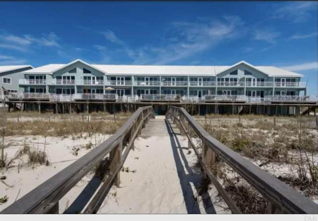 461 Ft Pickens Rd #23, Pensacola Beach, FL 32561 (MLS #570550) :: Connell & Company Realty, Inc.