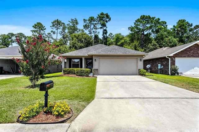 702 Mozingo Ln, Pensacola, FL 32514 (MLS #570597) :: Connell & Company Realty, Inc.