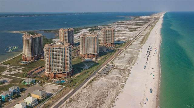 4 Portofino Dr #902, Pensacola Beach, FL 32561 (MLS #570796) :: ResortQuest Real Estate