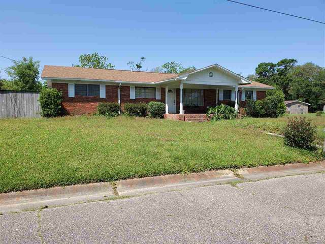6069 St Cloud Dr, Pensacola, FL 32503 (MLS #570891) :: Connell & Company Realty, Inc.