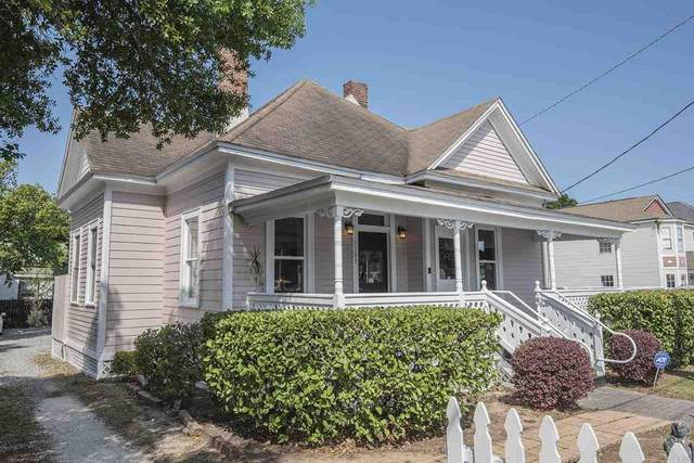 1105 N 9TH AVE, Pensacola, FL 32501 (MLS #570910) :: Connell & Company Realty, Inc.
