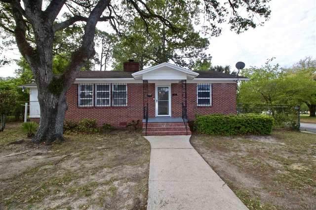 835 W Moreno St, Pensacola, FL 32501 (MLS #570924) :: Coldwell Banker Coastal Realty