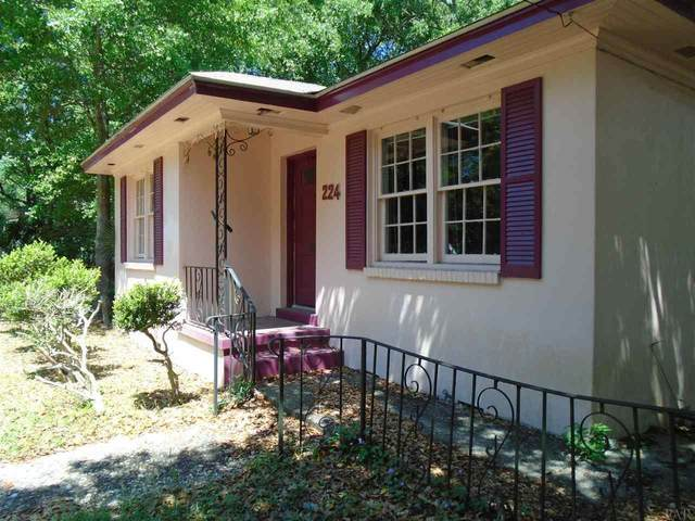 224 N M St, Pensacola, FL 32502 (MLS #570973) :: Connell & Company Realty, Inc.
