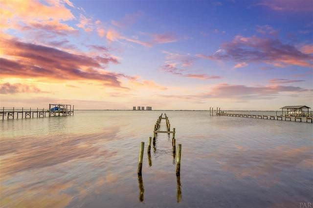 3359 Edgewater Dr, Gulf Breeze, FL 32563 (MLS #570985) :: Coldwell Banker Coastal Realty