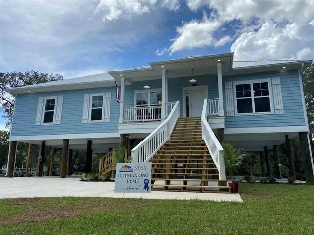7216 Bayshore Dr, Milton, FL 32583 (MLS #571037) :: Coldwell Banker Coastal Realty