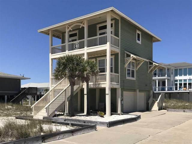 711 Ariola Dr, Pensacola Beach, FL 32561 (MLS #571113) :: ResortQuest Real Estate