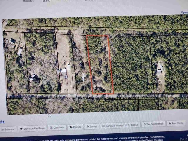5750 Elaine Ave, Milton, FL 32583 (MLS #571178) :: Coldwell Banker Coastal Realty