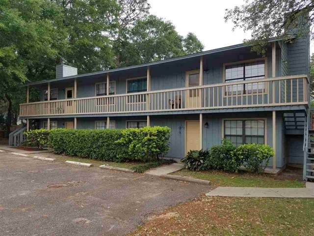2811 Langley Ave #201, Pensacola, FL 32504 (MLS #571399) :: Connell & Company Realty, Inc.