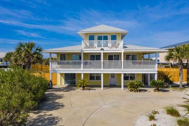 1303 Ariola Dr, Pensacola Beach, FL 32561 (MLS #571582) :: ResortQuest Real Estate