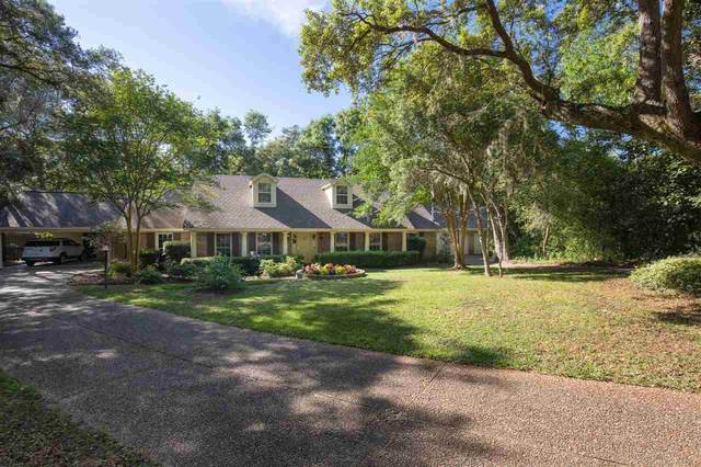 420 Canterbury Ln, Gulf Breeze, FL 32561 (MLS #571626) :: Connell & Company Realty, Inc.