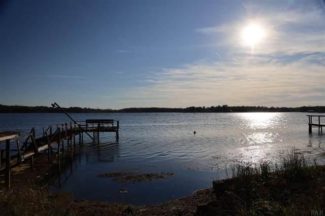1160 Juniper Lake Rd, Defuniak Springs, FL 32433 (MLS #571760) :: ResortQuest Real Estate