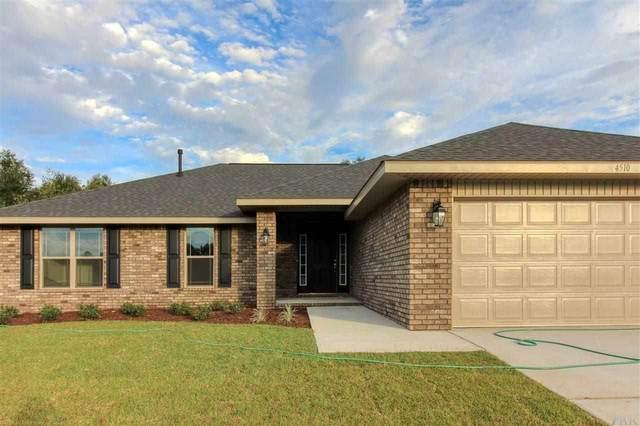 4497 Fort Sumter Rd, Milton, FL 32583 (MLS #571921) :: Levin Rinke Realty