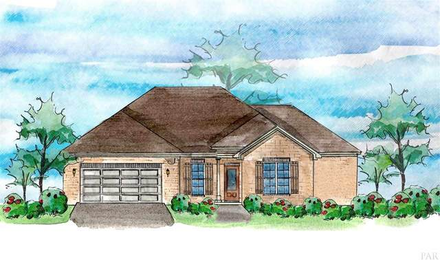 1587 Cadence Loop, Cantonment, FL 32533 (MLS #571931) :: Connell & Company Realty, Inc.