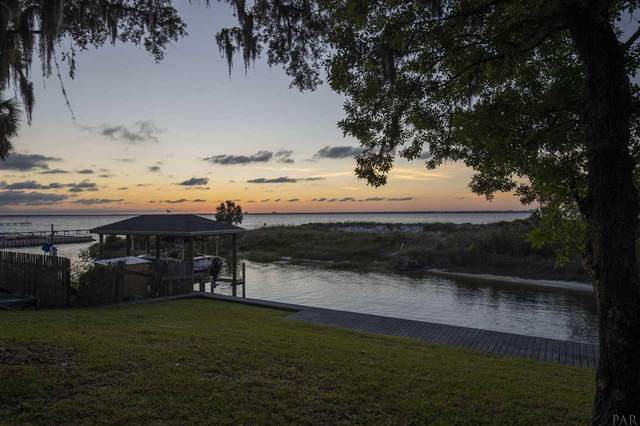 402 Navy Cove Blvd, Gulf Breeze, FL 32561 (MLS #571980) :: Levin Rinke Realty