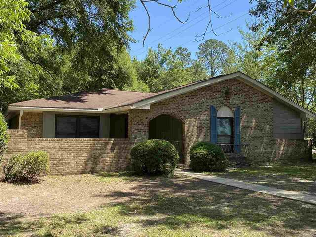 221 Lindberg Ave, Atmore, AL 36502 (MLS #572192) :: Connell & Company Realty, Inc.