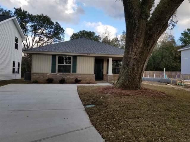 853 Smiley Cir, Pensacola, FL 32514 (MLS #572252) :: Connell & Company Realty, Inc.