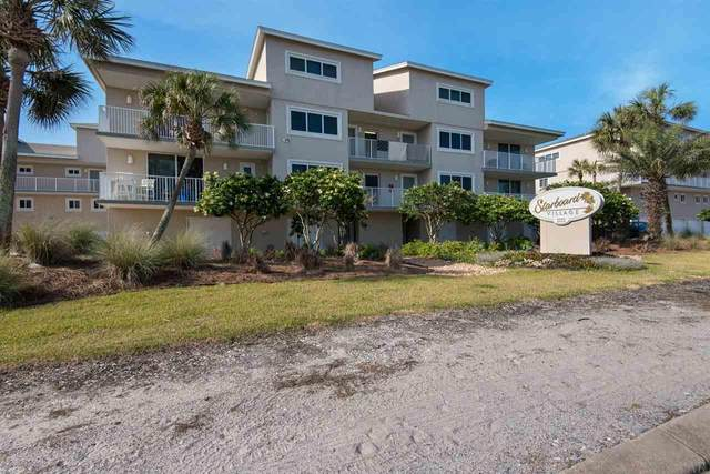 1111 Ft Pickens Rd #321, Pensacola Beach, FL 32561 (MLS #572308) :: Connell & Company Realty, Inc.