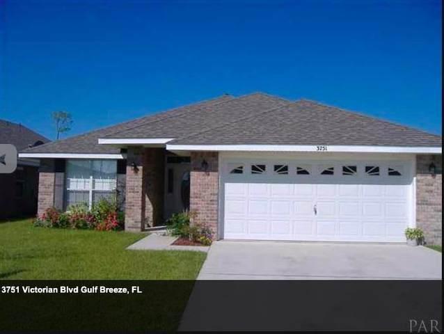 3751 Victorian Blvd, Gulf Breeze, FL 32563 (MLS #572340) :: Levin Rinke Realty