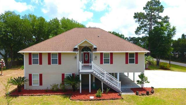 1250 Cuddle Doon Ave, Milton, FL 32583 (MLS #572378) :: Connell & Company Realty, Inc.