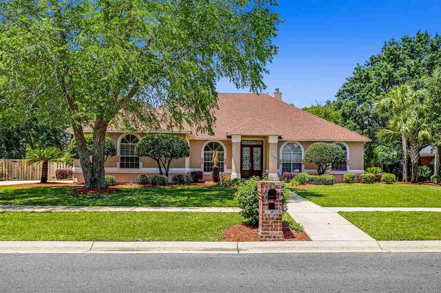 1127 Mary Kate Dr, Gulf Breeze, FL 32563 (MLS #572415) :: Levin Rinke Realty