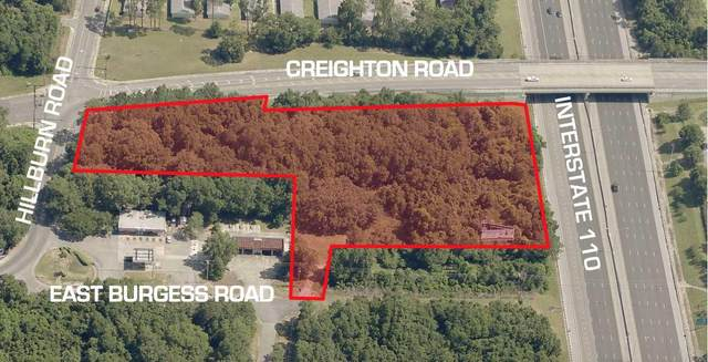506 E Burgess Rd, Pensacola, FL 32504 (MLS #572493) :: Connell & Company Realty, Inc.
