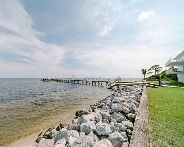 972 Sound Harbor Cir, Gulf Breeze, FL 32563 (MLS #572499) :: Levin Rinke Realty