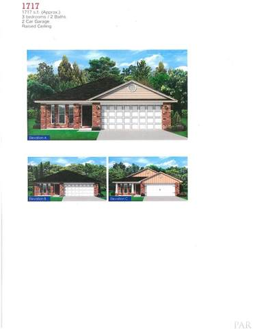 4723 Frances St, Pace, FL 32571 (MLS #572569) :: Connell & Company Realty, Inc.