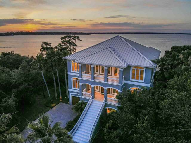 30689 Peninsula Dr, Orange Beach, AL 36561 (MLS #572609) :: Coldwell Banker Coastal Realty