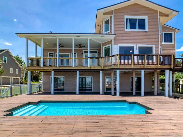 3693 Mackey Cove Dr, Pensacola, FL 32514 (MLS #572681) :: Connell & Company Realty, Inc.