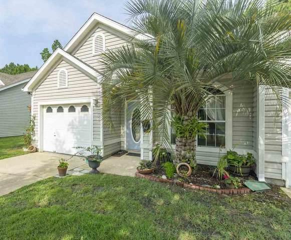 1427 Tiger Lake Dr, Gulf Breeze, FL 32563 (MLS #572705) :: ResortQuest Real Estate