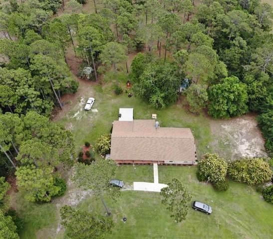 3294 Nighthawk Ln, Pensacola, FL 32507 (MLS #572710) :: Levin Rinke Realty