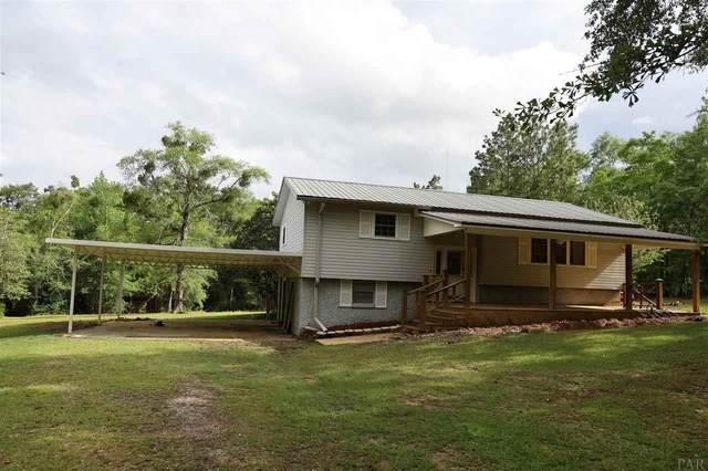 4227 Molino Rd, Molino, FL 32577 (MLS #572836) :: Levin Rinke Realty