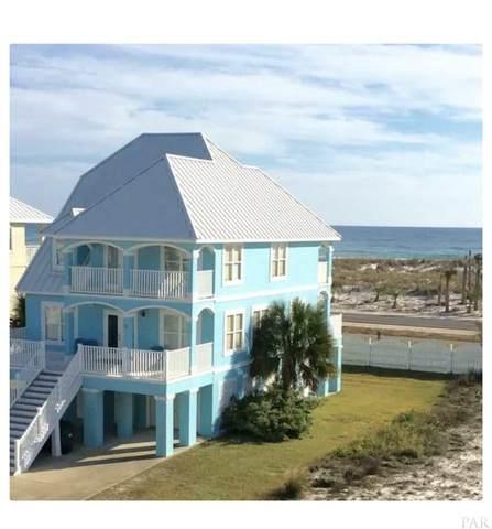 11 Ensenada Marbella, Pensacola Beach, FL 32561 (MLS #572844) :: ResortQuest Real Estate