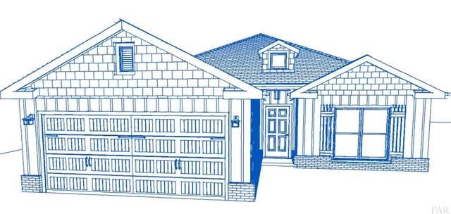 3139 Pinewood Cir, Lillian, AL 36549 (MLS #572902) :: Connell & Company Realty, Inc.