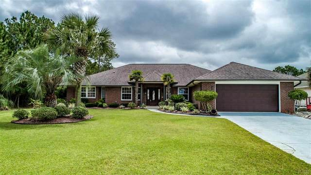 2716 Deluna Way, Milton, FL 32583 (MLS #572947) :: ResortQuest Real Estate