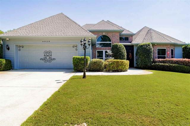 4020 Indigo Dr, Pensacola, FL 32507 (MLS #572961) :: Connell & Company Realty, Inc.