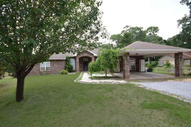 4615 B Lowery Rd, Milton, FL 32583 (MLS #573004) :: ResortQuest Real Estate