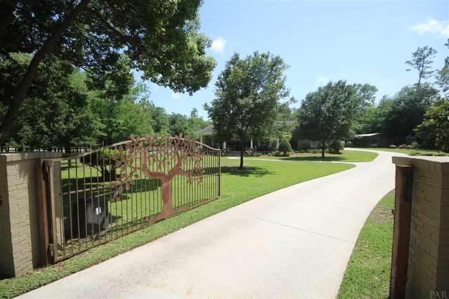 5245 Old Berryhill Rd, Milton, FL 32570 (MLS #573011) :: ResortQuest Real Estate