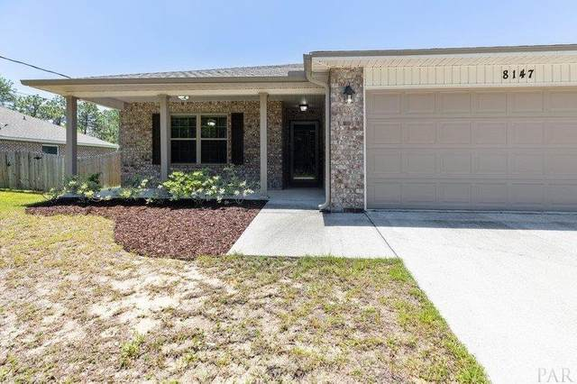 8147 Mercado St, Navarre, FL 32566 (MLS #573029) :: Connell & Company Realty, Inc.